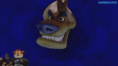 Crash Bandicoot N. Sane Trilogy - Livestream-repris