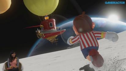 GRTV spelar lite Super Mario Odyssey
