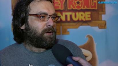 GRTV @ E3 2018: Vi intervjuar teamet bakom Mario + Rabbids Kingdom Battle