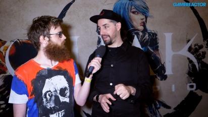 QuakeCon 2018: Intervju med Id om Quake Champions
