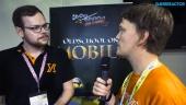 GRTV pratar med skaparna av Runescape Old School Mobile
