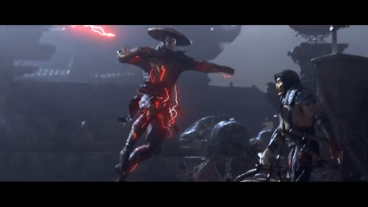 Mortal Kombat 11 – Official Announce Trailer