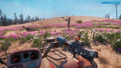 Far Cry: New Dawn - Transformed World