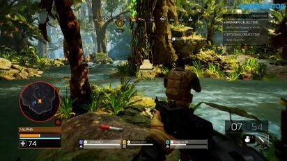GRTV mosar på ordentligt i Predator: Hunting Grounds