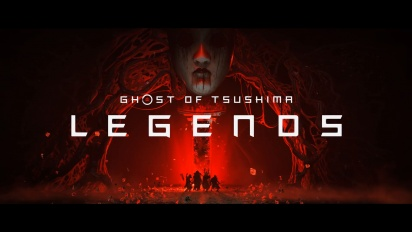 Ghost of Tsushima - Legends Announcement Trailer