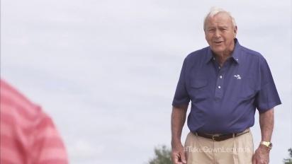 Tiger Woods PGA Tour 14 - At the Beach w/ Arnold Palmer & Marshall Faulk Trailer