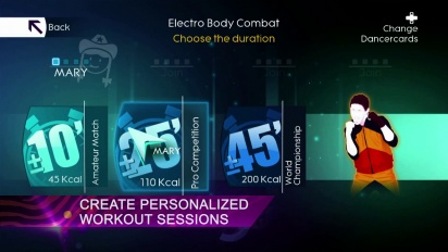 Just Dance 4 - Get Fit in the New Year Trailer