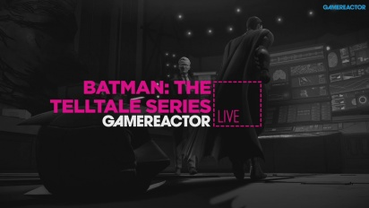 Batman: The Telltale Series - Livestream-repris