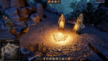 Divinity: Original Sin 2 - Game Master Mode gameplay