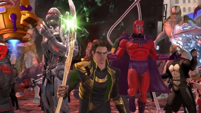 Marvel Heroes Omega - Launch Trailer