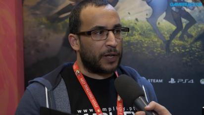 GRTV intervjuar teamet bakom Decay of Logos