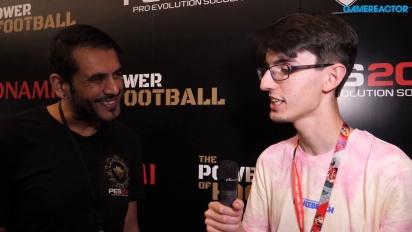 GRTV @ E3 2018: Vi intervjuar teamet bakom PES 2019