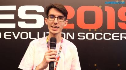 GRTV @ E3 2018: Vi kikar närmare på PES 2019