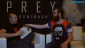 QuakeCon 2018: Vi intervjuar Arkane om Prey