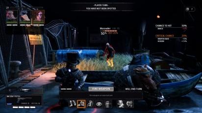 Mutant Year Zero: Road to Eden - 20 Minutes of Gameplay