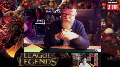 GRTV intervjuar teamet bakom League of Legends: The Lure