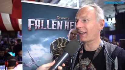Divinity: Fallen Heroes - Swen Vincke intervjuad