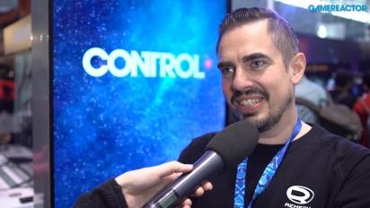 GRTV på PAX East 2019: Vi pratar med Remedy om Control