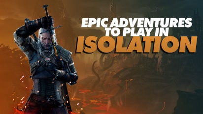Epic Games to Play in Isolation