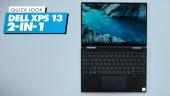 GRTV packar upp multidatorn Dell XPS 13 2-in-1