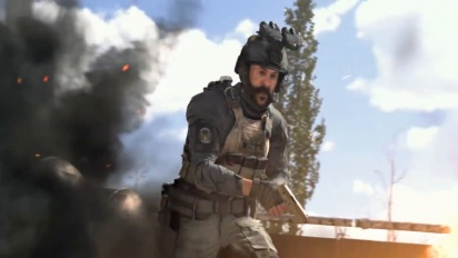 Call of Duty: Modern Warfare & Call of Duty: Warzone - Season Four Battle Pass Trailer