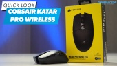 GRTV packar upp Corsair Katar Pro Wireless