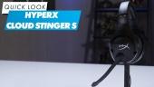 GRTV packar upp HyperX Cloud Stinger S