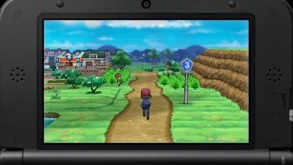 Nintendo Direct - Pokémon X/Y Announcement
