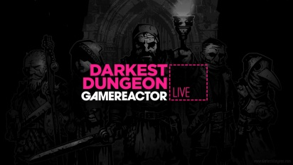 Darkest Dungeon - Livestream-repris