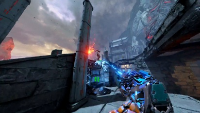 Quake Champions - Visor Trailer
