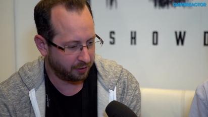 Hunt: Showdown - Chris Auty intervjuad