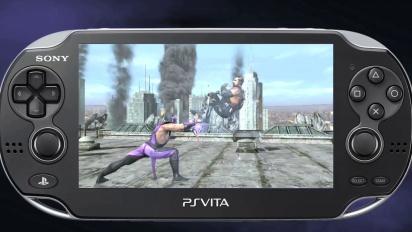Mortal Kombat - Male Skins Trailer