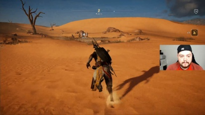 GR Live Sverige Repris - Assassin's Creed Origins