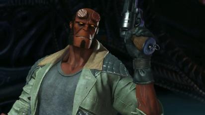 Injustice 2 - Hellboy Trailer