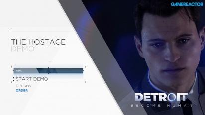 GRTV testspelar Detroit: Become Human