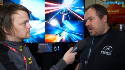 GRTV intervjuar teamet bakom Antigraviator