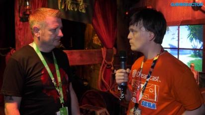 GRTV @ E3 2018: Intervju med Rare om Battletoads