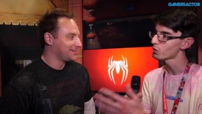 GRTV @ E3 2018: Intervju med Insomniac om Spider-Man