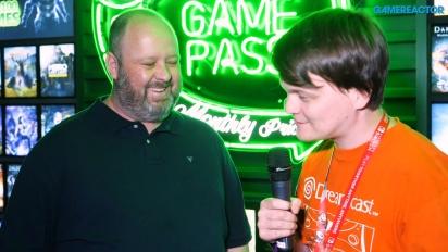 E318: Microsoft Xbox - Aaron Greenberg intervjuad