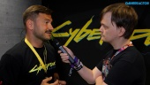 GRTV @ E3 2018: Intervju med CD Project om Cyberpunk 2077