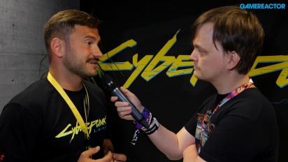 GRTV @ E3 2018: Intervju med CD Project om Cyberpunk 2077