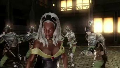 Marvel Ultimate Alliance 2 - Comic Con Trailer