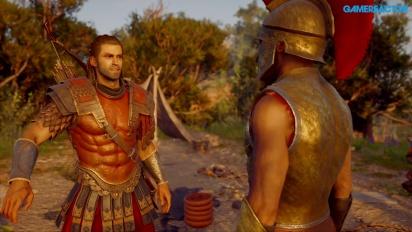 GRTV kikar närmar epå Assassin's Creed Odyssey (2)
