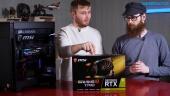 GRTV klämmer lite på nya MSI GeForce RTX 2080