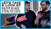 GRTV klämmer en smula på superläckra Razer Blade Stealth