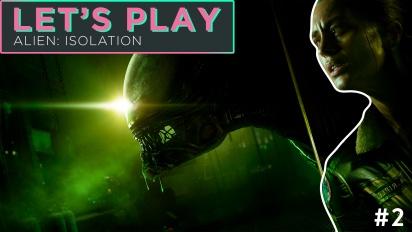 GRTV återvänder till Alien: Isolation (Episode 2)