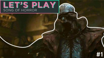 GRTV myser lite med Song of Horror - Episode 1