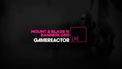 Mount & Blade II: Bannerlord - Early Access Launch Livestream