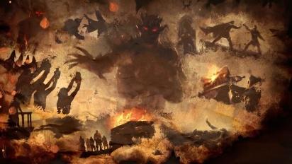 The Elder Scrolls Online: Blackwood - Deadlands and Damnation Trailer