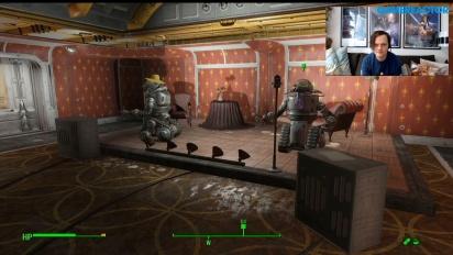 Livestream-repris - Vi spelar Fallout 4: Far Harbor